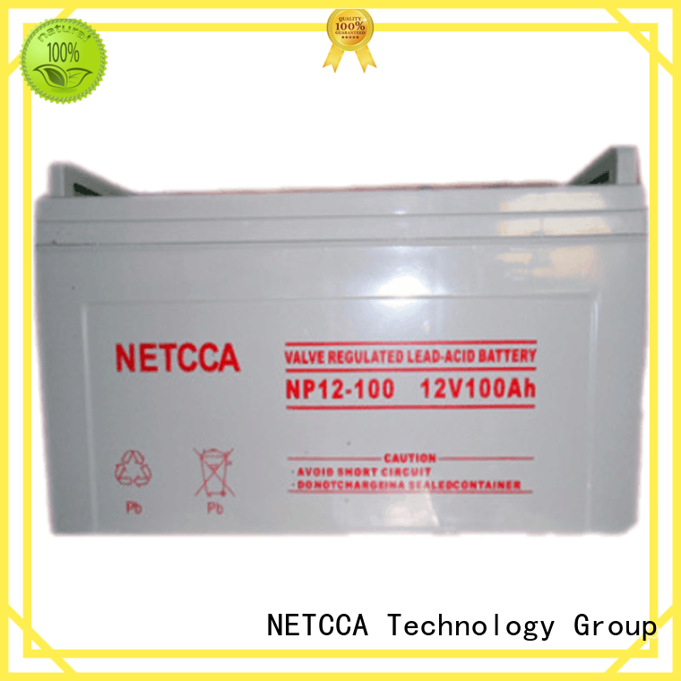 NETCCA leadacid lead acid battery charging procedure Suppliers for telecommunication system