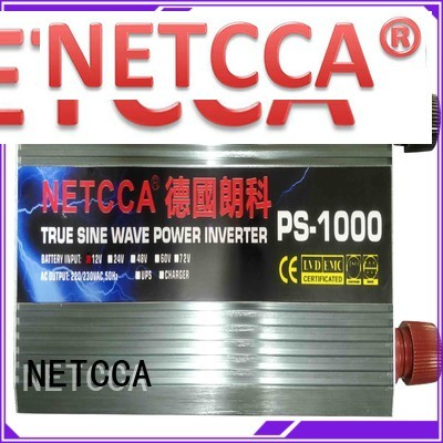 NETCCA system 150w pure sine wave inverter factory for solar power