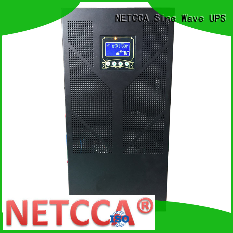 netcca management low frequency inverter smart design NETCCA company