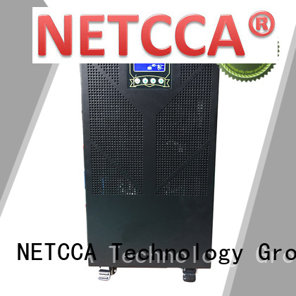 NETCCA Latest dc inverter ac power consumption factory for office equipment