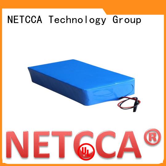 iron lithium battery pack power NETCCA company