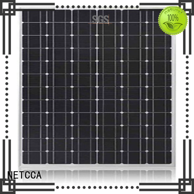 System self-cleaning buy solar panels NETCCA Brand