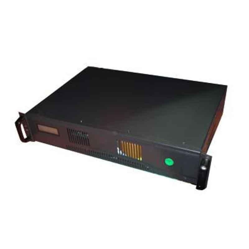 NETCCA-Battery Backup Rack Mount Lithium Iron Battery Ups Netcca 2u48v Telecommunication