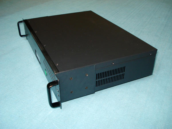 NETCCA-Battery Backup Rack Mount Lithium Iron Battery Ups Netcca 2u48v Telecommunication-1