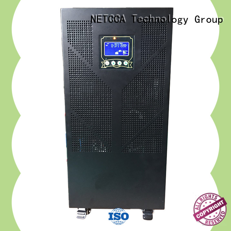 New dc to ac inverter circuit without transformer ups factory for office equipment