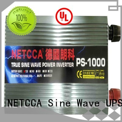 inverter wave power NETCCA Brand high frequency inverter supplier