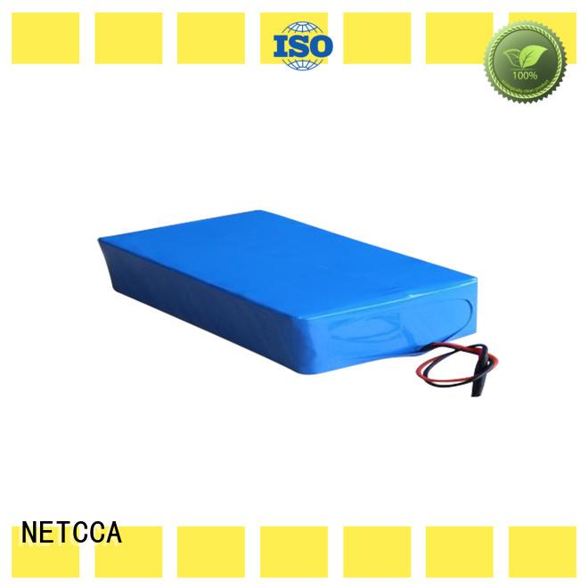 NETCCA storage li ion batteries for sale Supply for indoor