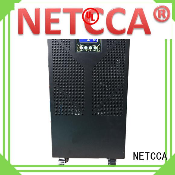smart intelliget low frequency pure sine wave inverter NETCCA Brand