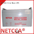 12v lead acid battery Plastic Copper sealed lead acid battery NETCCA Brand