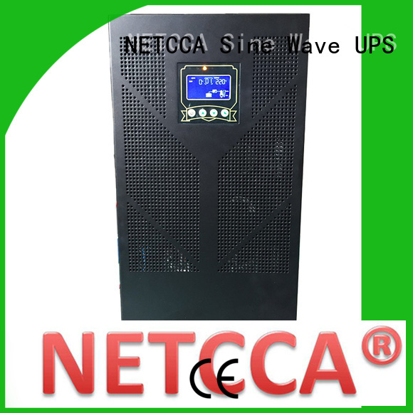 Wholesale design low frequency pure sine wave inverter NETCCA Brand