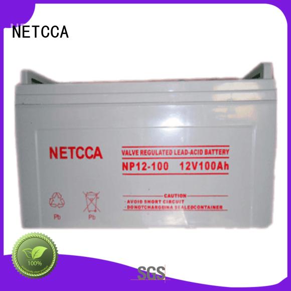 Hot recombination sealed lead acid battery leadacid efficiency NETCCA Brand