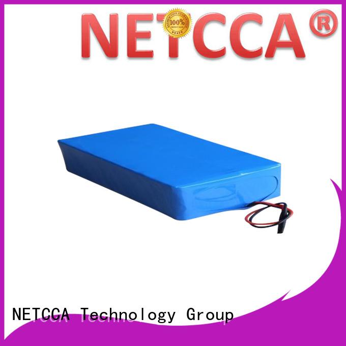 NETCCA Brand efficiency sinewave storage lithium battery pack power