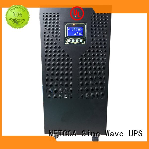 low frequency pure sine wave inverter ups online management NETCCA Brand