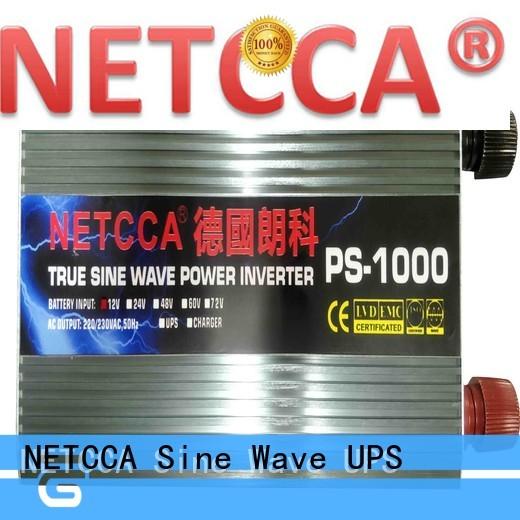 NETCCA online high efficiency sine wave inverter inverter for solar power
