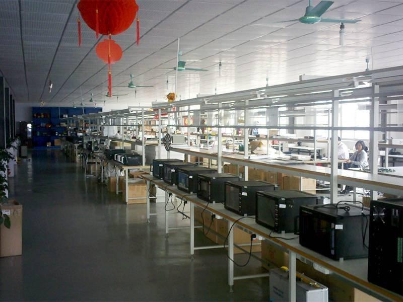 Factory scene 6