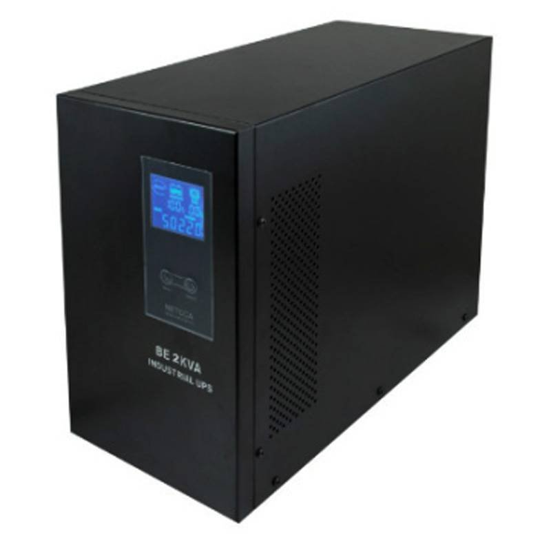 Power supply pure sinewave UPS Netcca 12AH battery uninterruptable