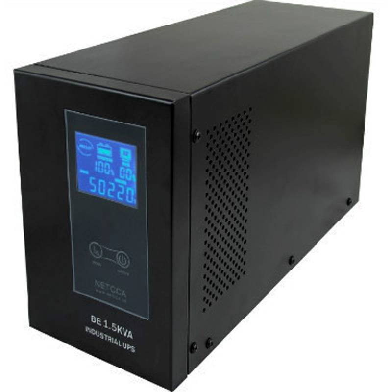 Long backup time industrial UPS Netcca smart online power supply 1050W