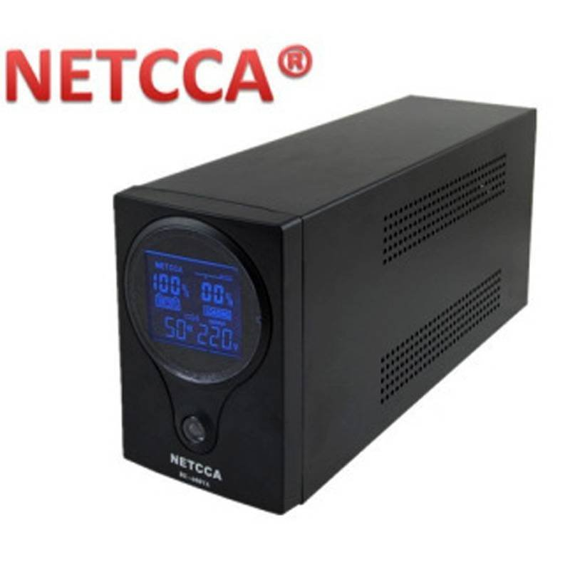 Pure sinewave UPS with RS232, home Inverter Netcca 600VA power supply