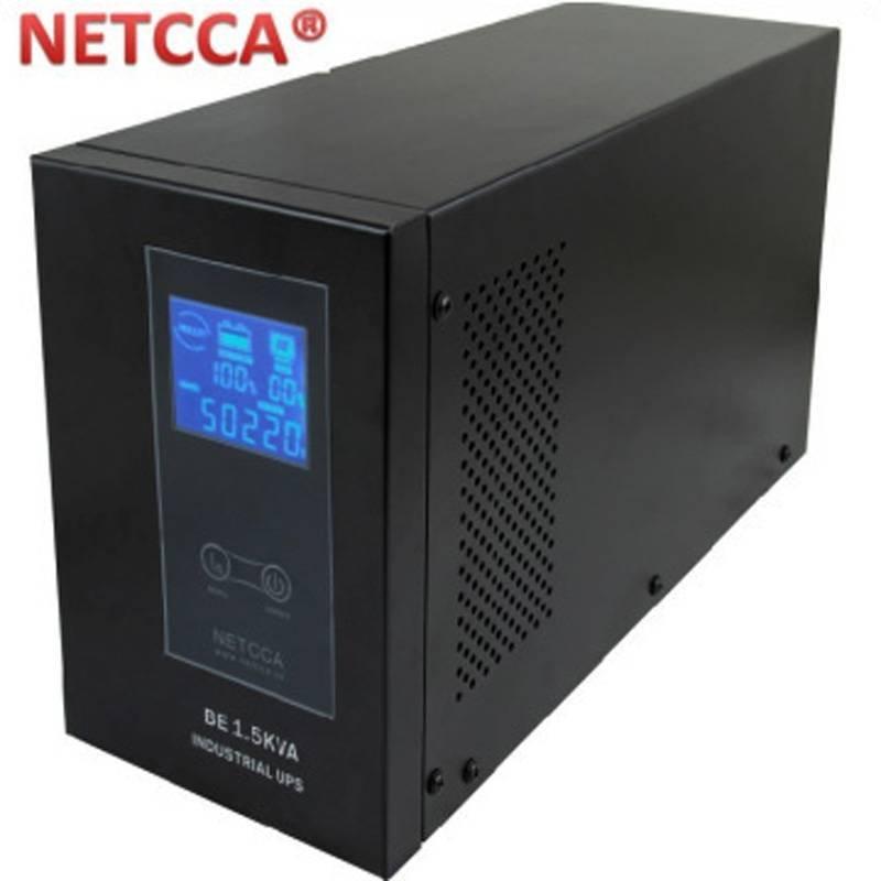 Emergency system lift UPS Netcca BE1.5KVA elevator leveling