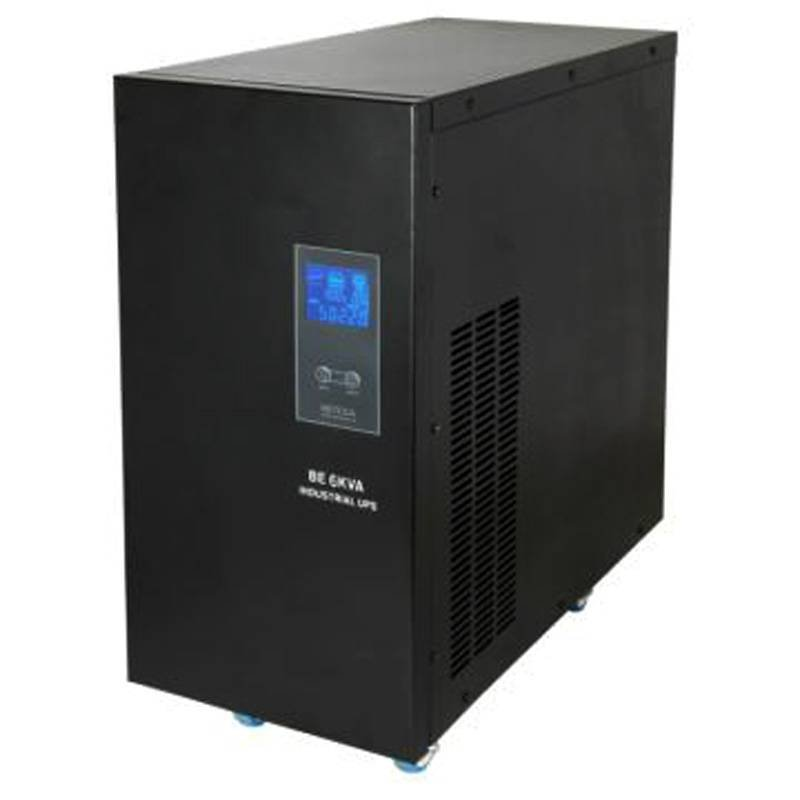 Pure sinewave home office used long backup UPS NETCCA BE6KVA96V4200W