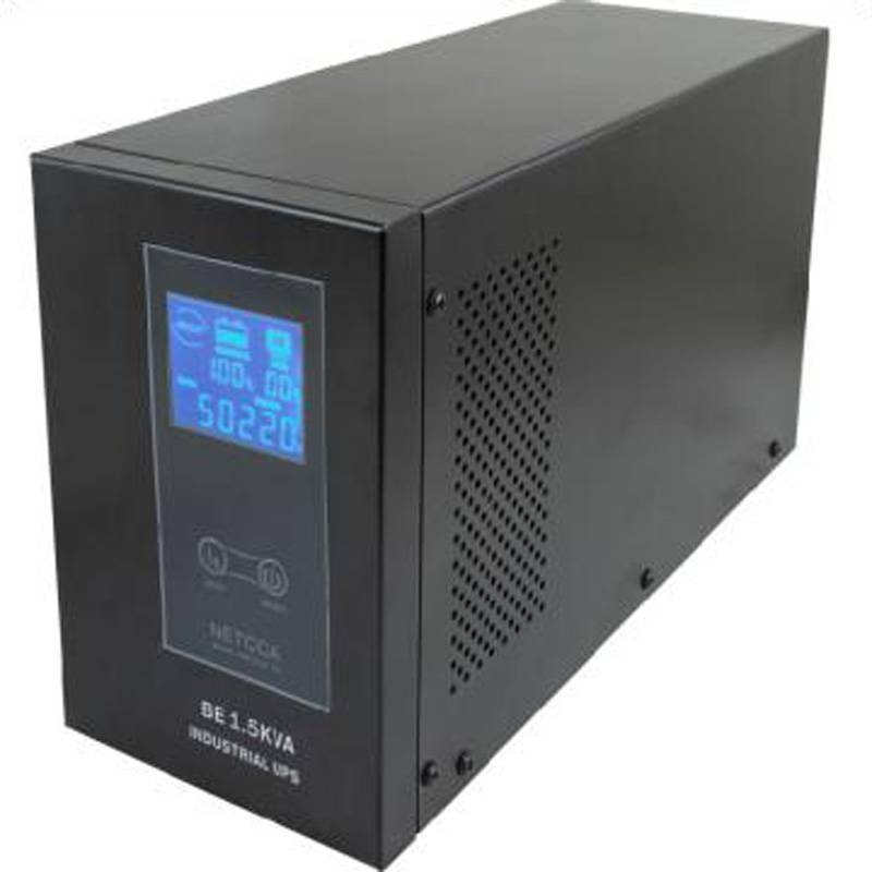 UPS smart online UPS for telecom bank NETCCA BE1.5KVA24V1050W