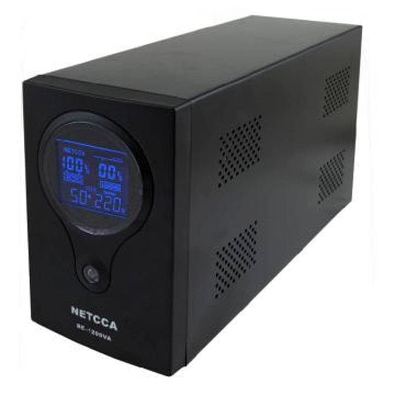 Smart online inventer for commercial NETCCA BE1.2KVA 700W NETCCA LCD