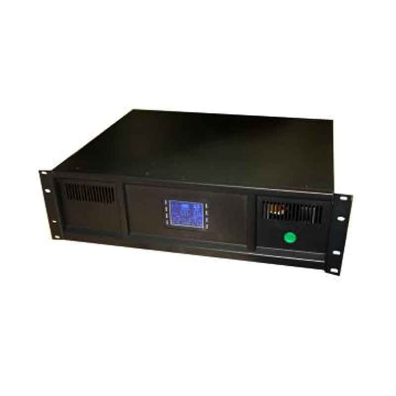 Pure sinewave UPS line-interactive rack mounted NETCCA 3U/48V 19 inch