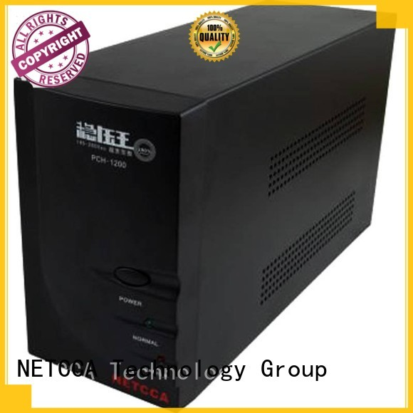 NETCCA commercial pure sine wave line interactive ups manufacturers for network equipment
