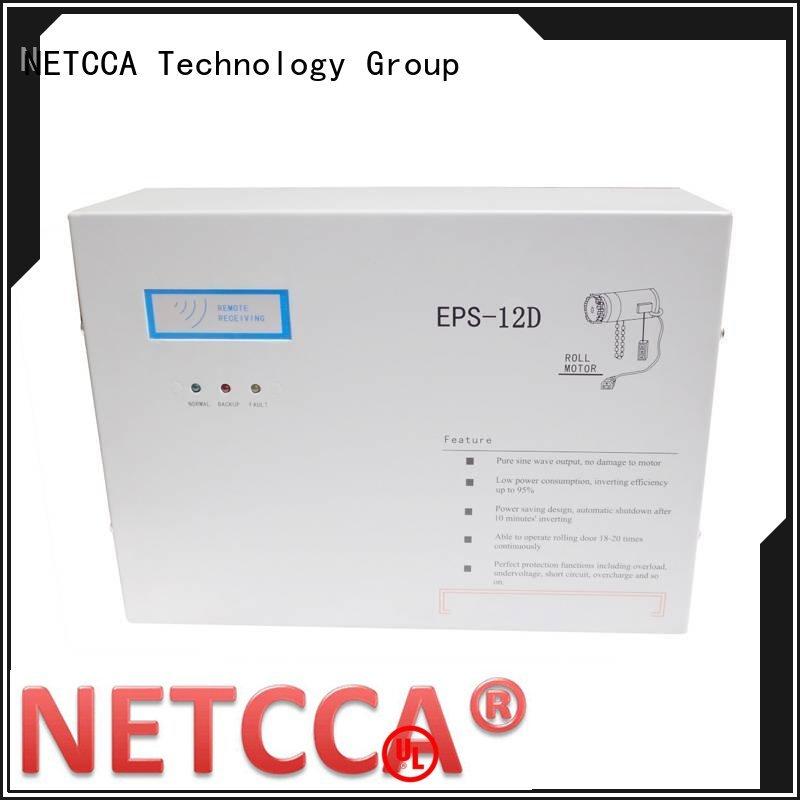 ups lift netcca roller door battery backup NETCCA Brand