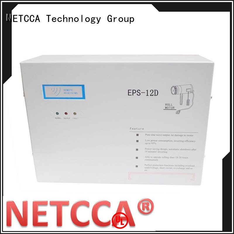 ups lift netcca roller door battery backup NETCCA Brand
