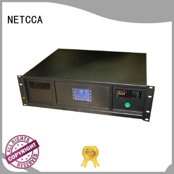NETCCA equipment line interactive ups manufacturers for instrumentation