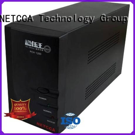 netcca commercial offline ups system NETCCA manufacture