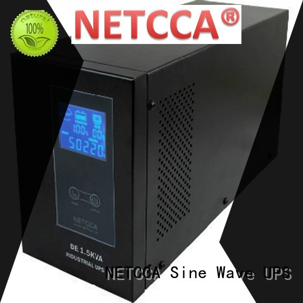 NETCCA Wholesale uninterruptible power supply rack mountable manufacturers for Networking