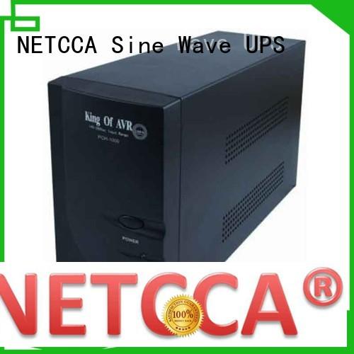 time backup NETCCA Brand offline ups system factory