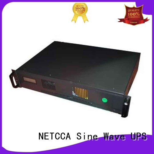 NETCCA battery cheap rack mount ups for business for Networking