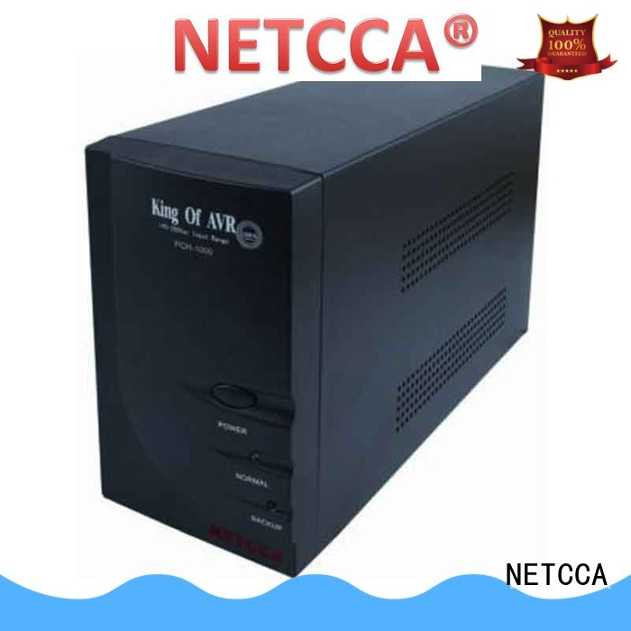 NETCCA lcd modified sine wave to pure sine wave company for office equipment