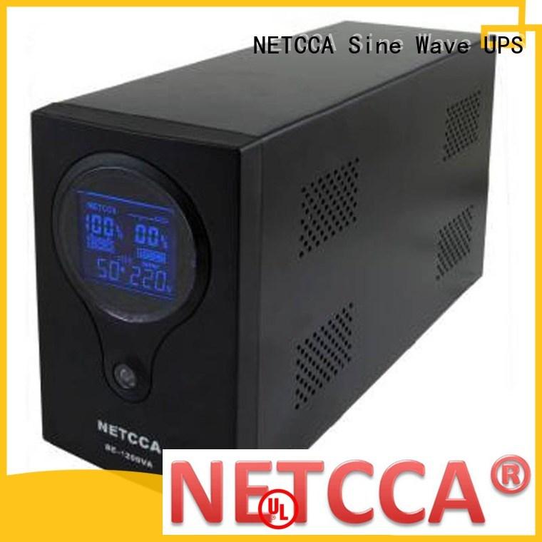 offline ups system be1kdt sine wave offline ups NETCCA Brand