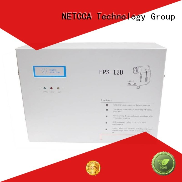 roller shutter battery ups rolling NETCCA Brand company