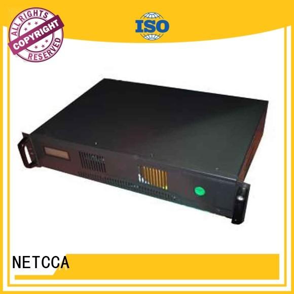 inverter uninterruptible power supply rack mount pure lineinteractive NETCCA Brand