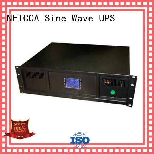 NETCCA High-quality small rack ups manufacturers for Networking